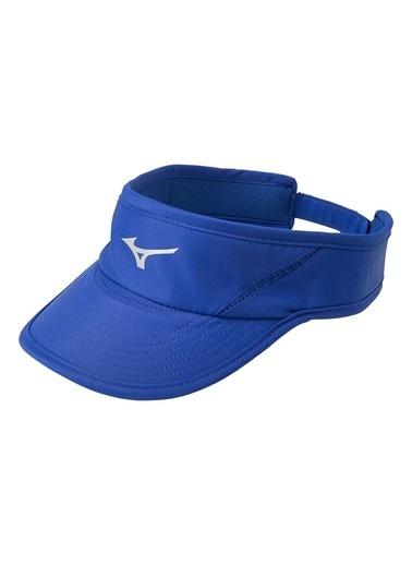 Mizuno Drylite Visor Unisex şapka Mavi Mavi